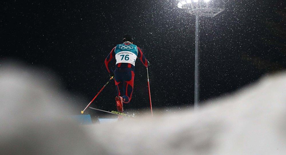 Кыргызстандык тоо лыжачы Тариэль Жаркымбаев Пхенчхандагы кышкы Олимпиада оюндарында спринтердик жарышта 80 спортчунун ичинен 78-болуп келди
