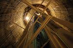 Лифттин шахтасы. Архив