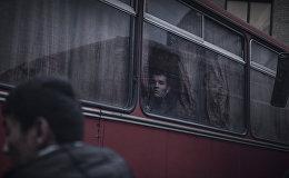 Россиядагы мигрант. Архивдик сүрөт