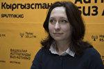 Исполнительный директор экологического движения БИОМ Анна Кириленко