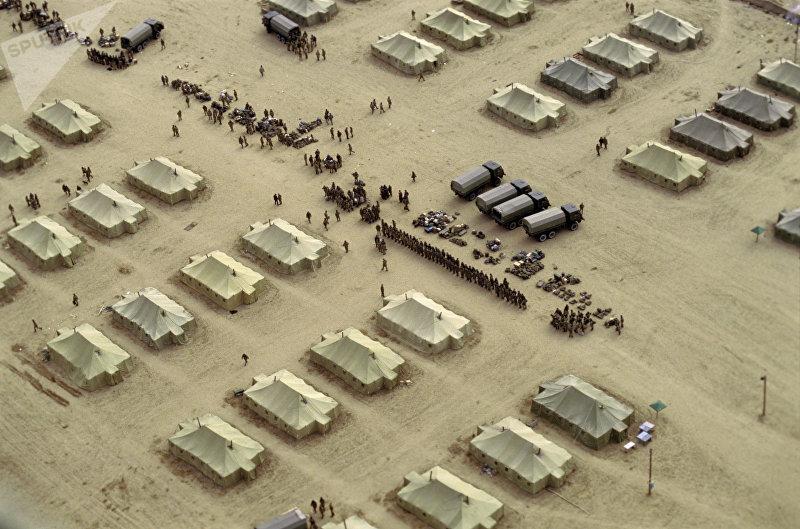 Завершение вывода ограниченного контингента советских войск из Афганистана