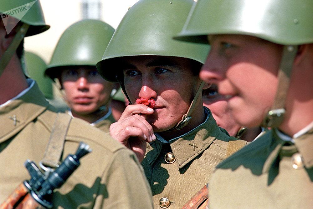 Первый этап вывода советских войск из Афганистана