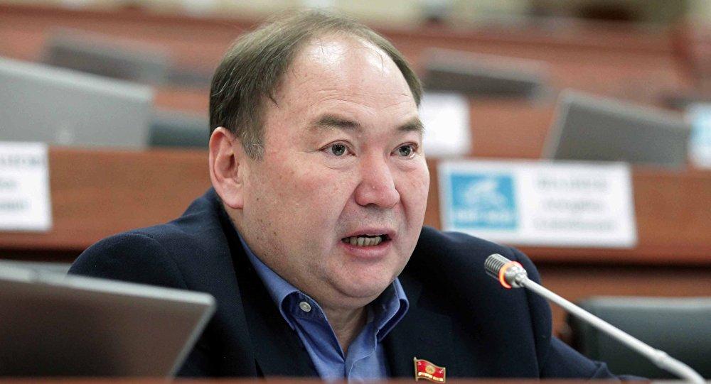 Депутат Салайдин Айдаровдун архивдик сүрөтү