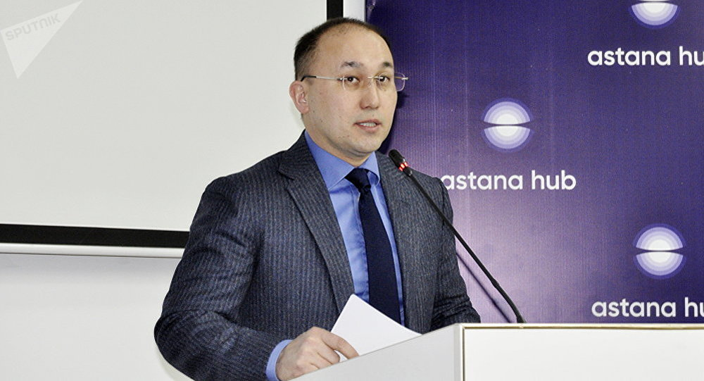 Министр информации и коммуникаций Казахстана Даурен Абаев. Архивное фото