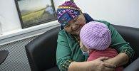 Девочка Жаркынай, которая переборола рак
