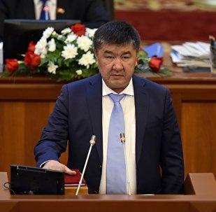 Депутат Нурланбек Макеев
