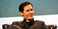 Архивное фото основателя Telegram Павла Дурова