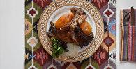 Рецепт узбекского пирожка — вилочку оближешь