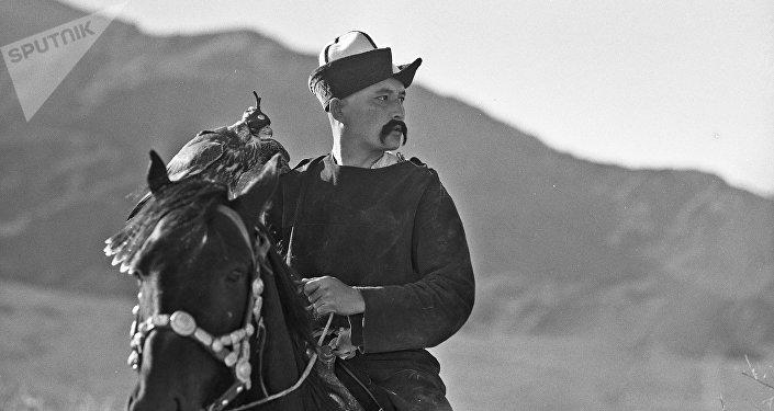Народный артист Кыргызстана Чоро Думанаев