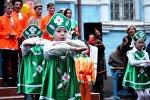 В Оше православные христиане в воскресенье отметили праздник Масленицы
