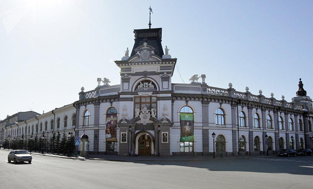 Национальный музей Татарстана в Казани