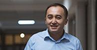 КТРКнын жетекчиси Илим Карыпбековдун архивдик сүрөтү