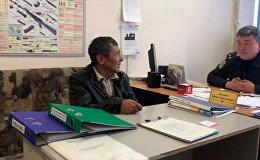 Водитель пообещал, что больше не будет нарушать ПДД