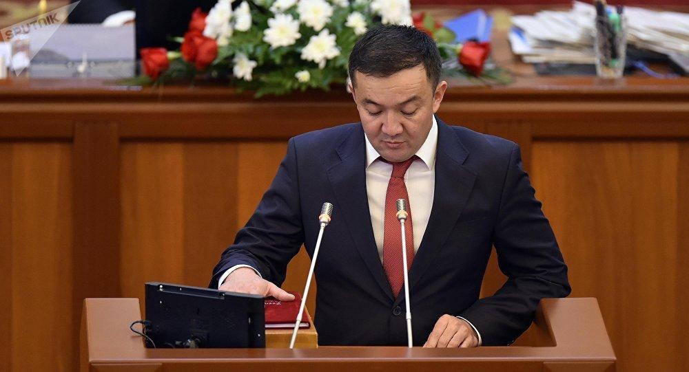 Турускулов Жыргалбек Күрүчбекович