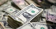 Банкноты США. Архивное фото