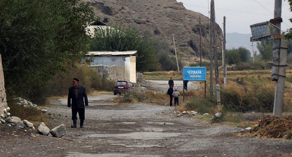 Посещение путешественника Ильи Буяновского в анклав Чон-Гара