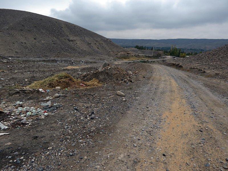 Дорога к анклаву Чон-Гара