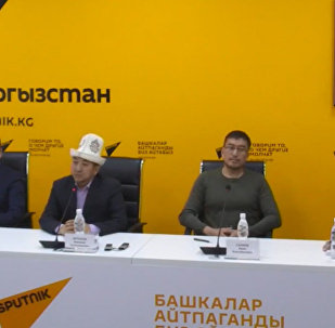 Пресс-конференция о качестве образования в медресе Кыргызстана