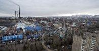 Бишкектин Мадина базарына көрүнүш. Архивдик сүрө