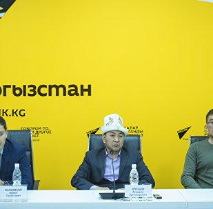 Пресс-конференция Другое образование. Чему учат детей в медресе Кыргызстана