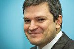 Заместитель министра связи и массовых коммуникаций России Алексей Козырев. Архивное фото