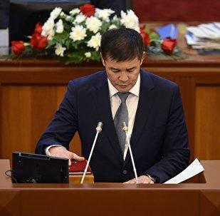Масабиров Таалайбек Айтмаматович