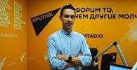 Автор и ведущий проекта Еда живая и мертвая на НТВ Сергей Малоземов. Архивное фото