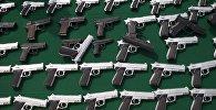 Игрушечные пистолеты. Архивное фото