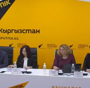 Проблему безопасности в школах обсудили в МПЦ Sputnik Кыргызстан