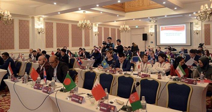 Заседание Азиатского Совета UWW-Asia