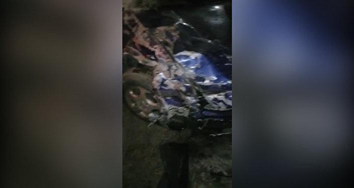 Пьяный милиционер совершил ДТП и сбежал — семья впала в кому. Видео