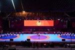 Бишкектеги күрөш боюнча чемпионат. Архивдик сүрөт