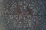 Рабочий городок Бишкека. Архивное фото
