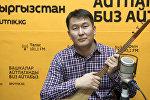 Төкмө акын Баян Акматов