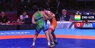 Азия чемпионатынын ачылыш аземи. Түз алып берүү