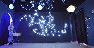 В музее физики в Бишкеке ставят потрясающие эксперименты — видео