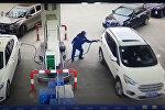 Что будет, если уехать с заправки, не вынув шланг из бензобака — видео