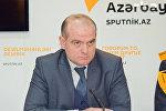 Профессор, доктор экономических наук Эльшад Мамедов