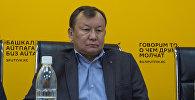 Доктор филологических наук, профессор Бахтияр Койчуев. Архивное фото