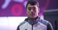 Кыргызстандык балбан Акжол Махмудов. Архивдик сүрөт