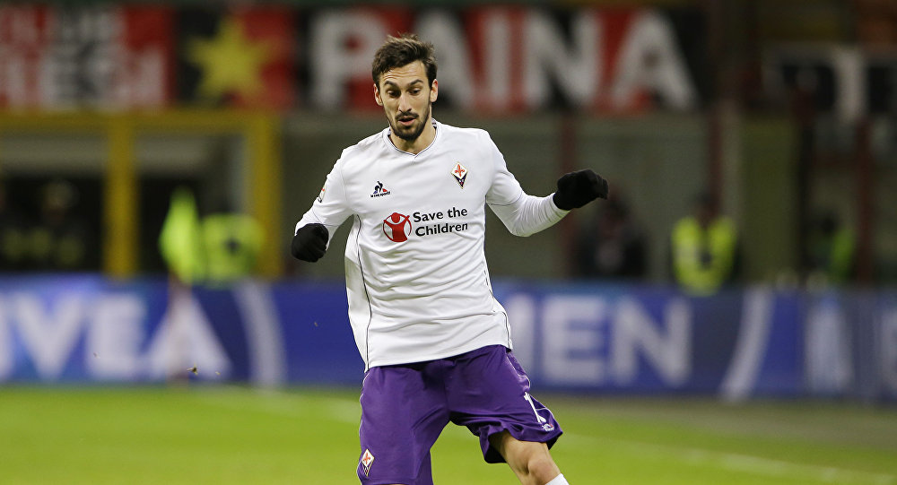 Футболист сборной Италии Давиде Астори скончался восне
