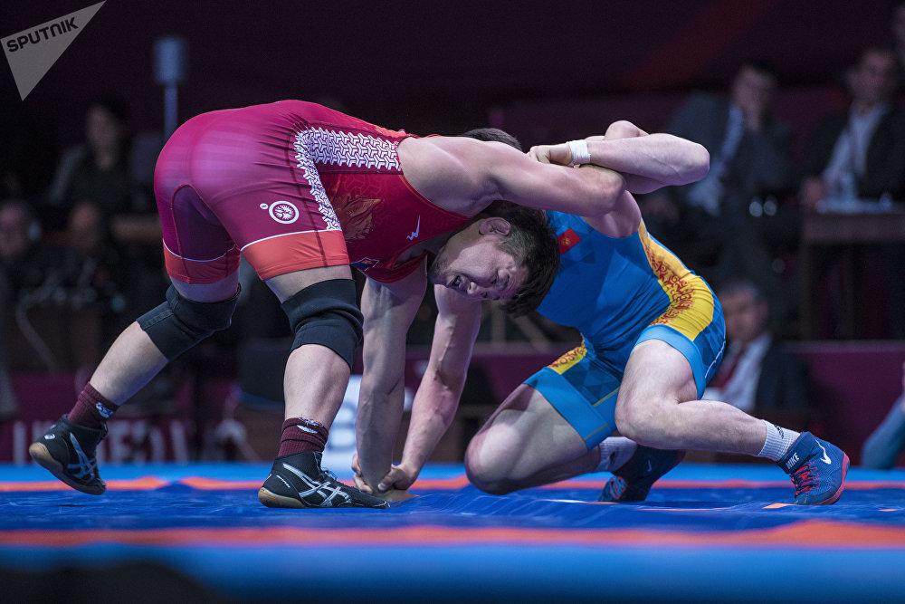 Муслим Евлоев Ингушетияда төрөлгөн, легионер спортчу