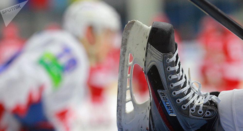 Хоккей. Архив