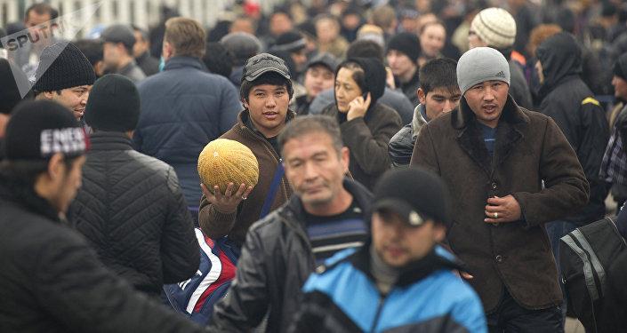 МВД Киргизии: ВРязани трудовых мигрантов превратили врабов