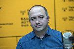 CEEBA фондусунун директору Ришат Кожонов