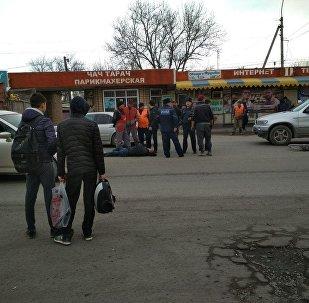 Наезд на велосипедиста произошел примерно в 11.30 в селе Маевка