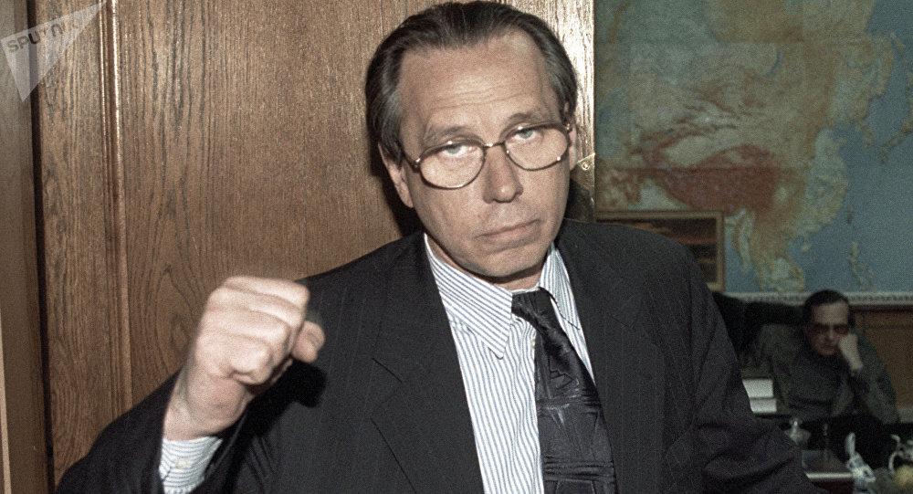 Директор центра военно-политических исследований МГИМО доктор исторических наук Алексей Подберезкин. Архивное фото