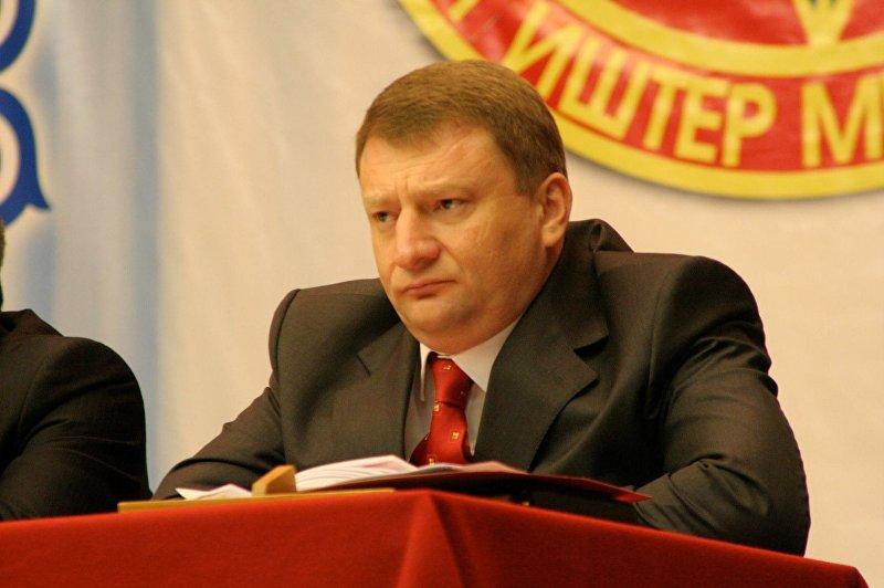 Ветеран министерства внутренних дел КР Дмитрий Федоров