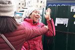 Подожгли специально! Горе и слезы торговцев после пожара на Ошском рынке