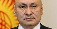 Руководитель Антикоррупционной службы ГКНБ Сагынбек Исмаилов